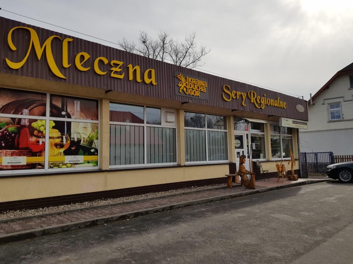 Łomnicka Hala Mleczna