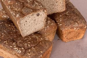 Chleb żytni na zakwasie | Sery Łomnickie